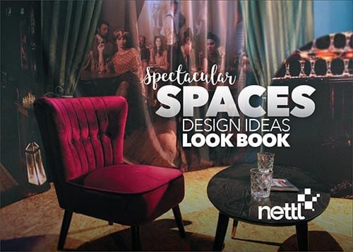 Spectacular Spaces Look Book