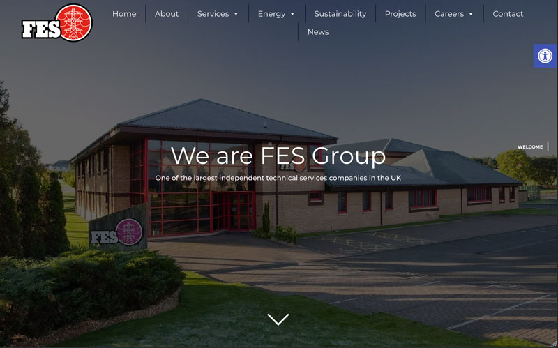 FES Group Homepage