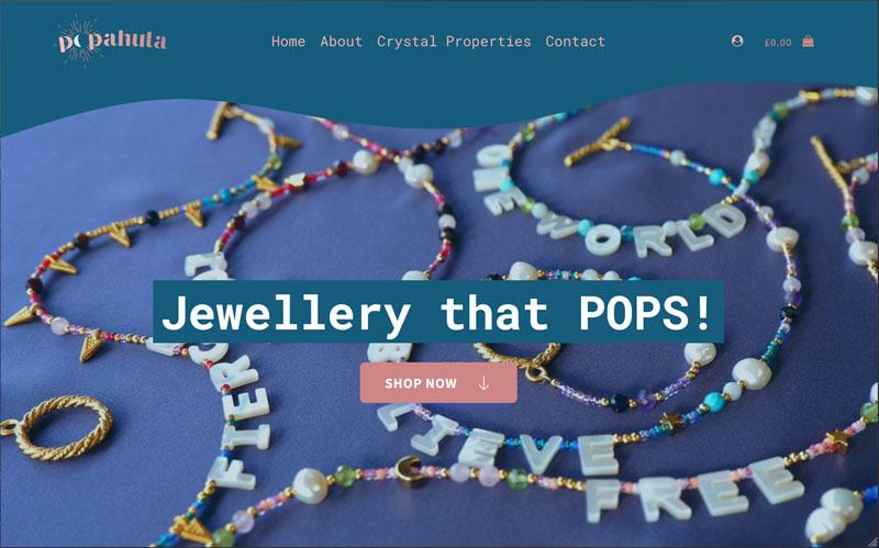 Popahula Homepage